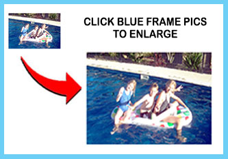 CLICK BLUE FRAMED PICS TO ENLARGE THEM