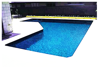 WANT A BIG POOL IN A SMALL SPACE?  MAKE IT FIT AROUND CORNERS