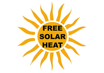 FREE SOLAR HEATED POOLS