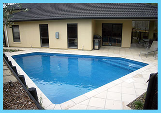 A POOL TO FIT THE SPACE AVAILABLE