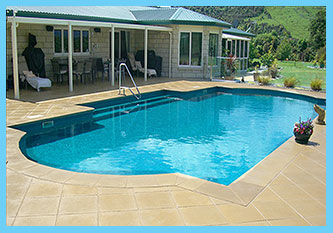 PALMERSTON NORTH HOMESTEAD POOL