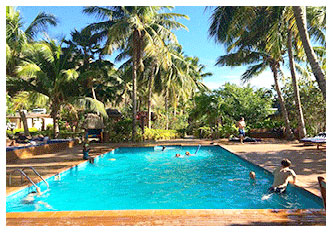 FIJI OUTER ISLAND LODGE POOL